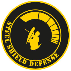 steel shield defense